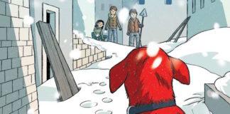 zona rossa sualzo vecchini fumetto il castoro