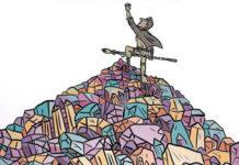 rock candy mountain image comics fumetto