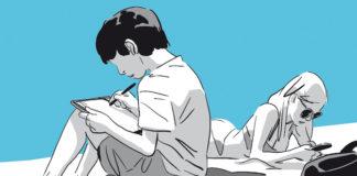 una sorella bastien vives bao fumetto graphic novel