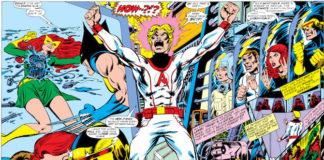 Uncanny X-Men 100 officina infernale x-men