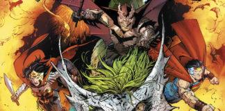 dark nights metal batman fumetto recensione dc comics