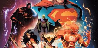 justice league rilancio dc comics fumetto fumetti scott snyder