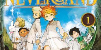 promised neverland 1 manga