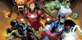 nuovo fumetto avengers
