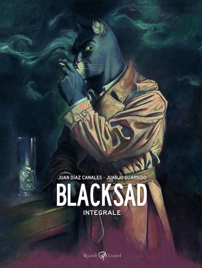 lufio fumetti blacksad integrale