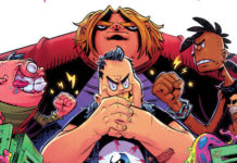 bully wars skottie young image comics fumetto