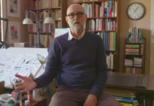 daniel clowes documentario fumetti