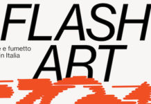 flash art fumetto