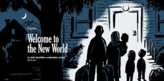 welcome to the new world pulitzer fumetto