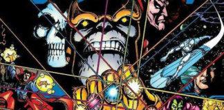 gemme infinito avengers infinity war jim starlin lucca comics