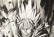 jim lee dragon ball goku fumetti