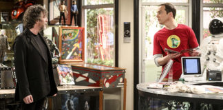 Neil Gaiman Big Bang Theory