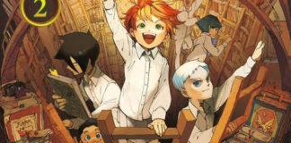 promised neverland 2 manga recensione fumetto