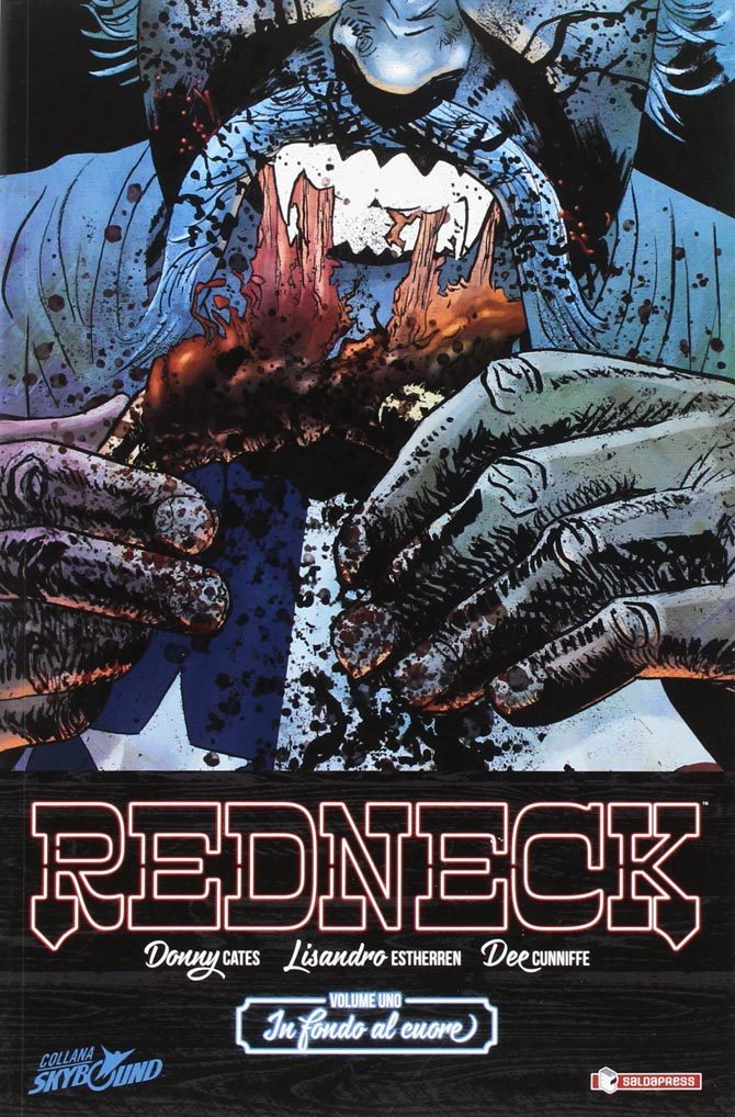 donny cates intervista redneck