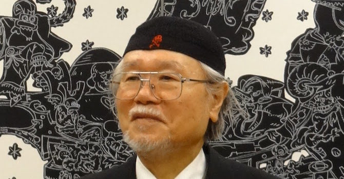 Leiji Matsumoto lucca comics 2018
