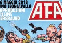 afa fumetti 2018 leoncavallo milano