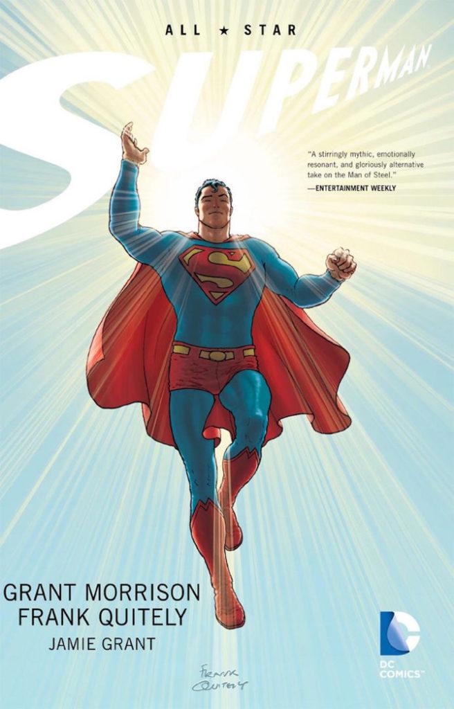all star superman migliori fumetti dc comics