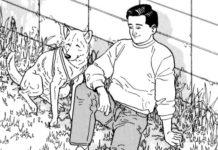allevare un cane jiro taniguchi manga fumetto