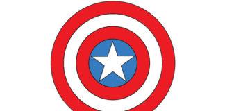 capitan america scudo marvel fumetti