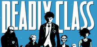 trailer deadly class serie tv fumetto