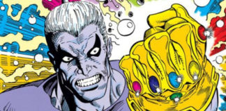 guanto infinto gemme magus fumetti marvel