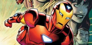 iron man armature fumetto marvel film