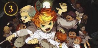 promised neverland 3 manga