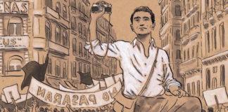 biografia robert capa fumetti