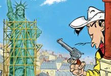 lucky luke paris