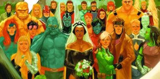 matrimonio x-men gold 30