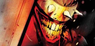 the BATMAN WHO LAUGHS snyder jock dc comics fumetti