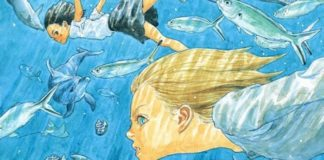 Children of the Sea fumetto estate