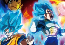 dragon ball super broly film anime