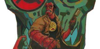 hellboy nuovi fumetti