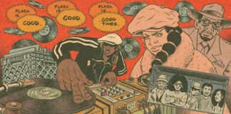 Hip Hop Family Tree fumetto ed piskor