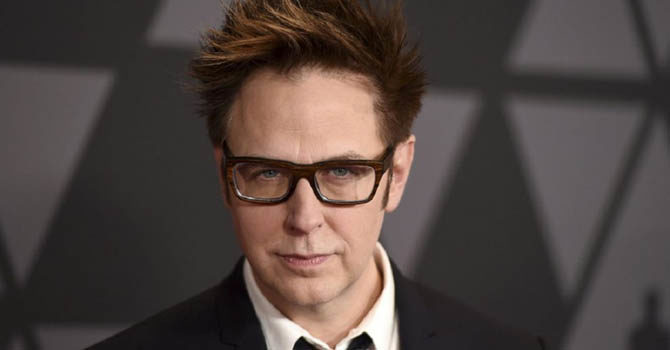 james gunn disney