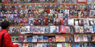 vendite fumetti usa 2017 fumetteria