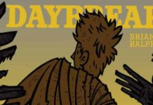 Daybreak brian ralph fumetto