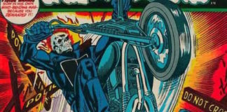 morto Gary Friedrich Ghost Rider