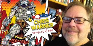 chris warner romics