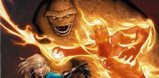 fantastici quattro sacasa fumetti marvel