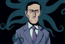 lovecraft biografia fumetti magic press