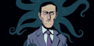 lovecraft biografia fumetti magic press