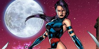 psylocke x-men jim lee fumetti