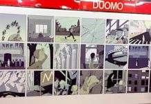 fumetto metro milano apple