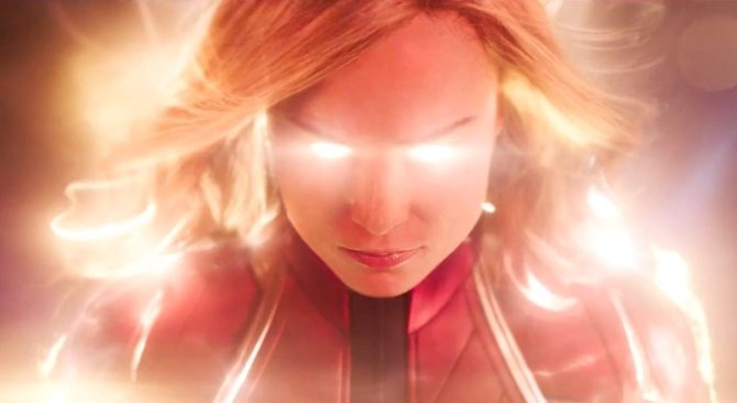 Captain Marvel recensione film