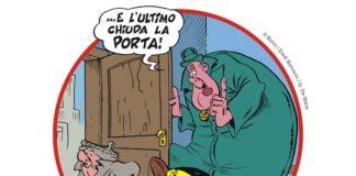 nick carter mostra fumetti in tv treviso