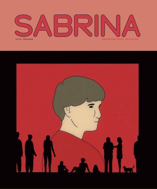 elisa macellari fumetti Sabrina nick drnaso coconino
