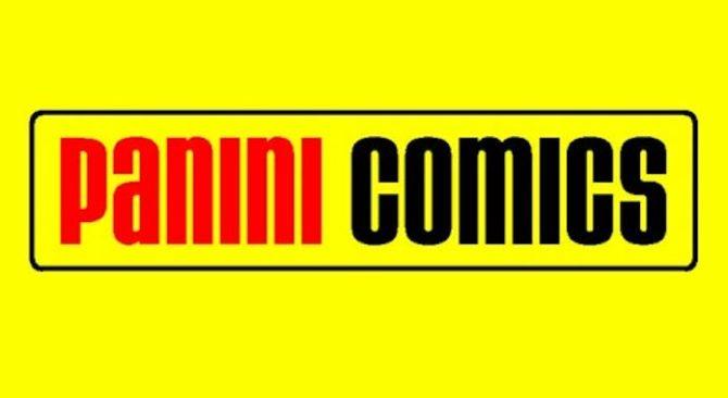 fumetti panini comics lucca comics 2019