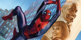 spider-man alex ross marvel